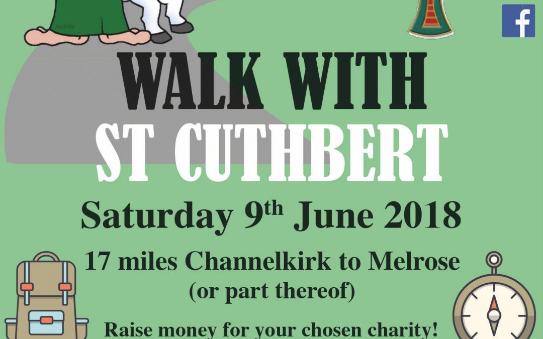 Walk with St Cuthbert